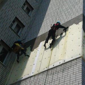 Услуги промышленных альпинистов воронеж